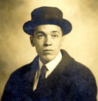 Photo of Benjamin Yoe Morrison 1891-1966 Photo taken in 1916