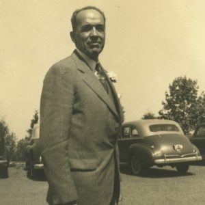 B.Y. Morrison, 1941Photo: Hunt Institute for Botanical Documentation