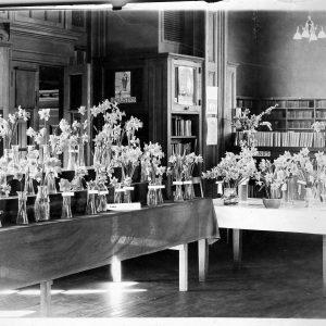 Takoma Horticultural Club Flower show 1925