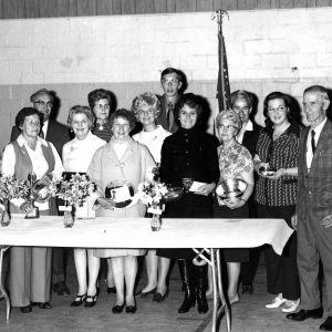 The THC Flower Show Winners and Their Prizes, 1971
